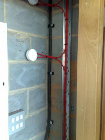 Commercial electrical rewiring Yorkshire
